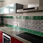 Fliesenspiegel Verkleiden Wohnzimmer Kche Fliesenspiegel Verschnern Verkleiden Fliesen Folie Küche Selber Machen Glas