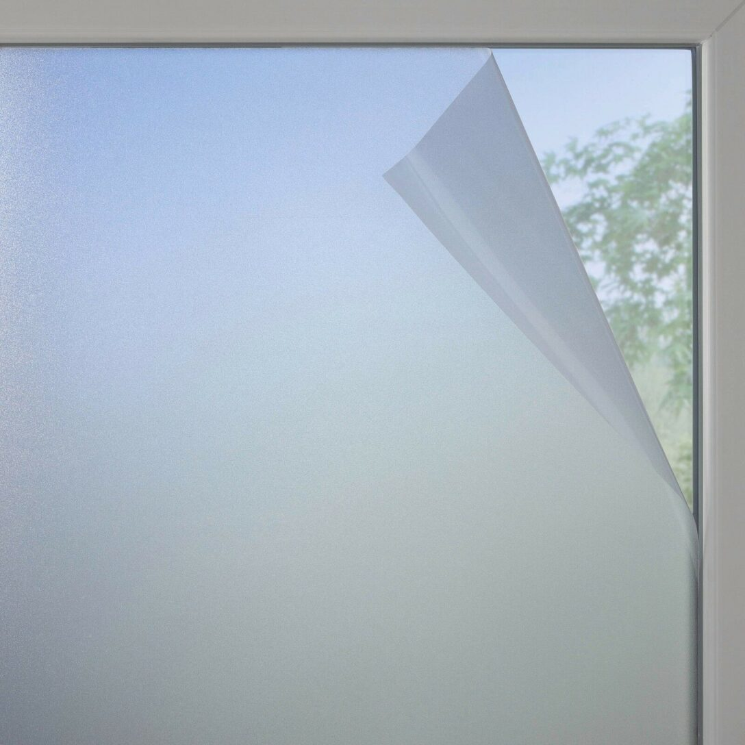 Large Size of Fensterfolie Selbstklebend Milchglasfolie Blickdicht Wohnzimmer Fensterfolie Blickdicht