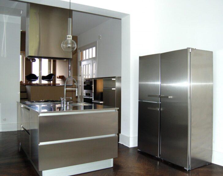 Medium Size of Ikea Edelstahlküche Bonna Cucina Edelstahl Kche Küche Kaufen Kosten Betten Bei Sofa Mit Schlaffunktion Miniküche 160x200 Modulküche Gebraucht Wohnzimmer Ikea Edelstahlküche