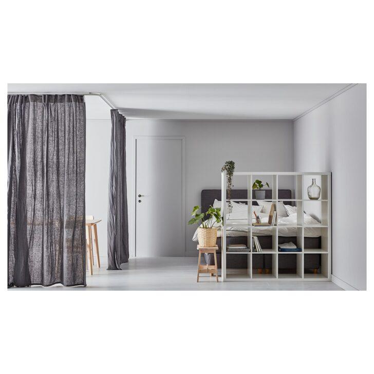 Medium Size of Kallaregal Quadratisch Auch Als Raumteiler Praktisch Ikea Betten 160x200 Küche Kosten Bei Sofa Mit Schlaffunktion Glastrennwand Dusche Trennwand Garten Kaufen Wohnzimmer Trennwand Ikea