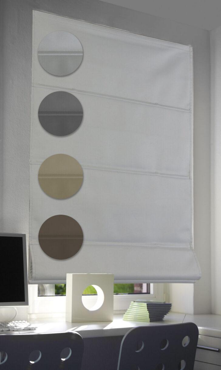 Medium Size of Raffrollo 45x160cm Weiss Raffgardine Fenster Faltrollo Rollo Küchen Regal Küche Wohnzimmer Küchen Raffrollo
