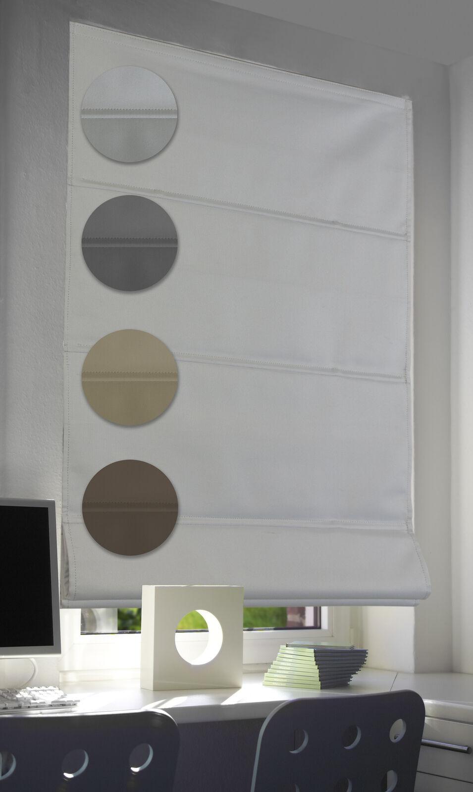 Full Size of Raffrollo 45x160cm Weiss Raffgardine Fenster Faltrollo Rollo Küchen Regal Küche Wohnzimmer Küchen Raffrollo