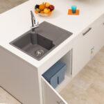 Müllsystem Wohnzimmer Einbaumlleimer Kche Müllsystem Küche