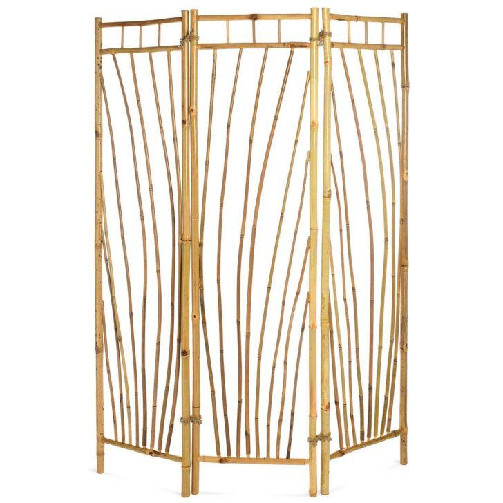 Medium Size of Paravent Bambus Balkon Outdoor B135xh175cm Bett Garten Wohnzimmer Paravent Bambus Balkon