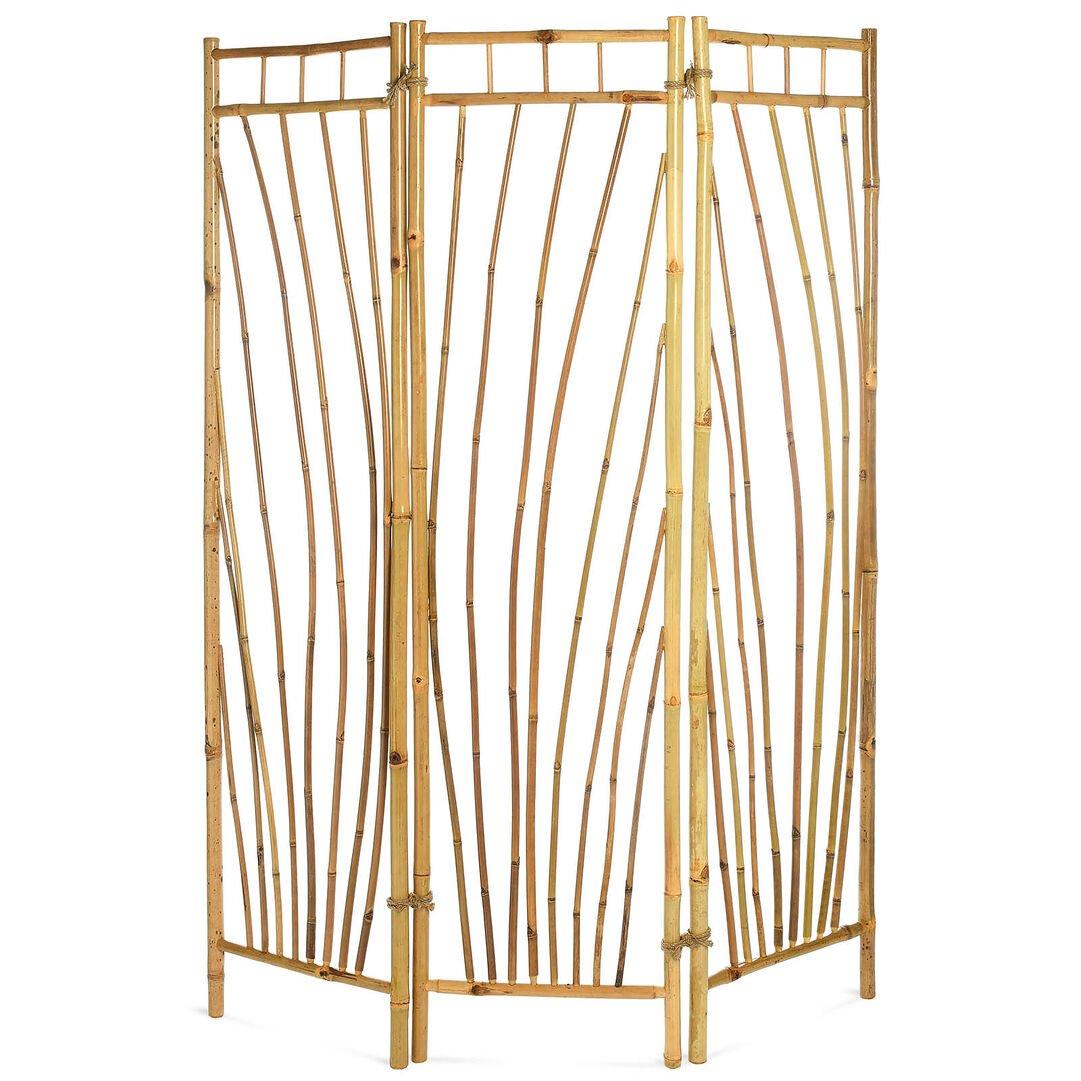 Full Size of Paravent Bambus Balkon Outdoor B135xh175cm Bett Garten Wohnzimmer Paravent Bambus Balkon