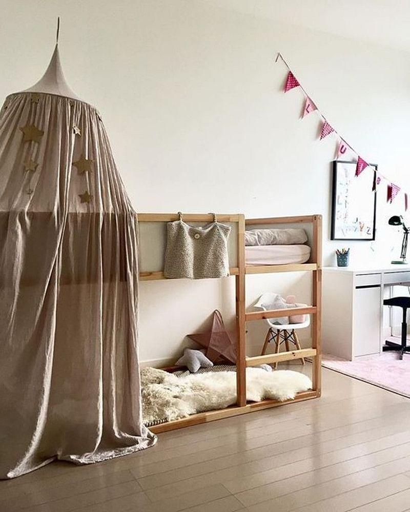Full Size of Ikea Kura Bed Hack Storage Hacks Double Bunk Underneath Montessori 2 Beds Stairs House 25 Ideas In 2020 Houszed Wohnzimmer Kura Hack