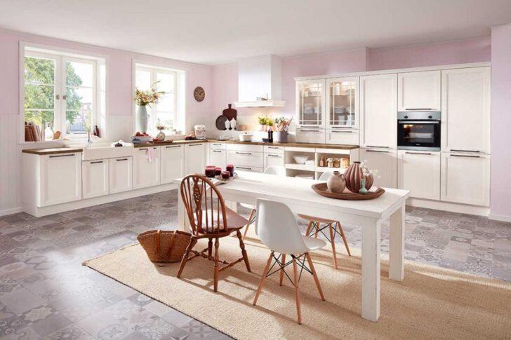 Medium Size of Raffrollo Kche Landhaus Blickdicht Landhausstil Schlaufen Küchen Regal Küche Wohnzimmer Küchen Raffrollo