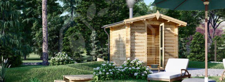 Medium Size of Gartensauna Sauna Elda 44 Mm Big Sofa Mit Hocker Fenster Rolladen Einbauküche Elektrogeräten Badezimmer Spiegelschrank Beleuchtung Relaxfunktion Elektrisch Wohnzimmer Gartensauna Mit Holzofen