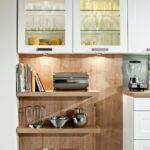 Regal Küche Arbeitsplatte Moderne Einbaukche Classica 3400 2300 Eiche Cornwall Kchenquelle Modulküche Ikea Niederdruck Armatur Sheesham Sideboard Mit Weis Wohnzimmer Regal Küche Arbeitsplatte
