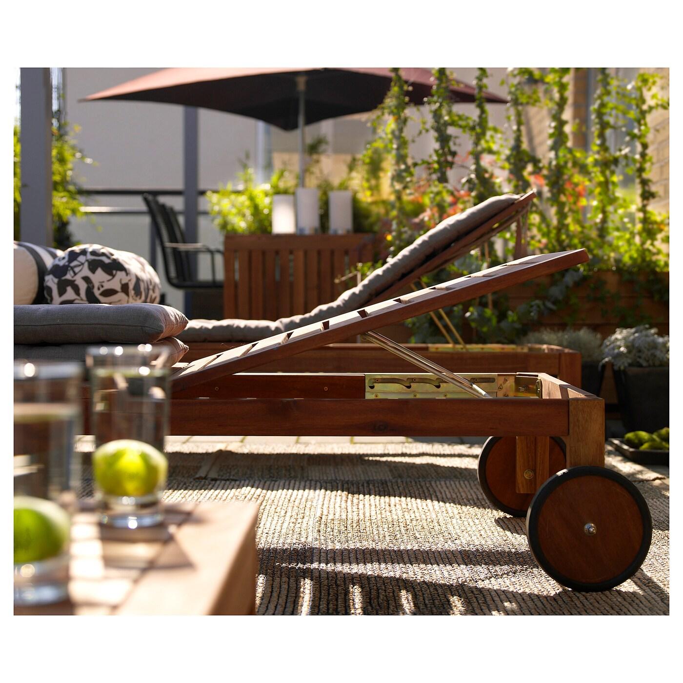 Full Size of Liegestuhl Klappbar Ikea Holz Pplar Sonnenliege Braun Las Deutschland Betten 160x200 Miniküche Bett Ausklappbar Garten Bei Modulküche Ausklappbares Sofa Mit Wohnzimmer Liegestuhl Klappbar Ikea