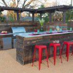 Outdoor Theke Wohnzimmer Bar Theke Aus Paletten Holz Küche U Form Mit Apothekerschrank Thekentisch Outdoor Kaufen Edelstahl