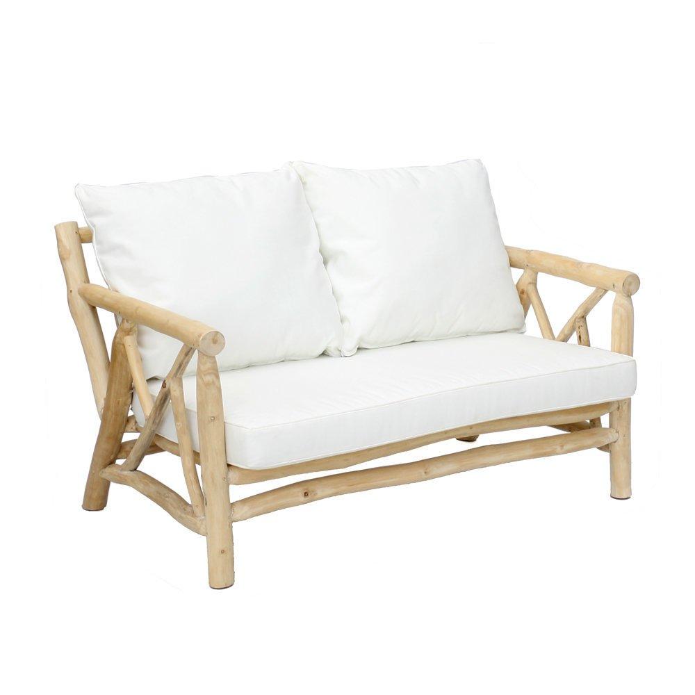 Full Size of Gartensofa 2 Sitzer Aluminium Vidaxl 2 Sitzer Massivholz Akazie Ausziehbar Polyrattan Garten Sofa Couch Tulum Von Bazar Bizar Gnstig Bestellen Skandeko Bett Wohnzimmer Gartensofa 2 Sitzer