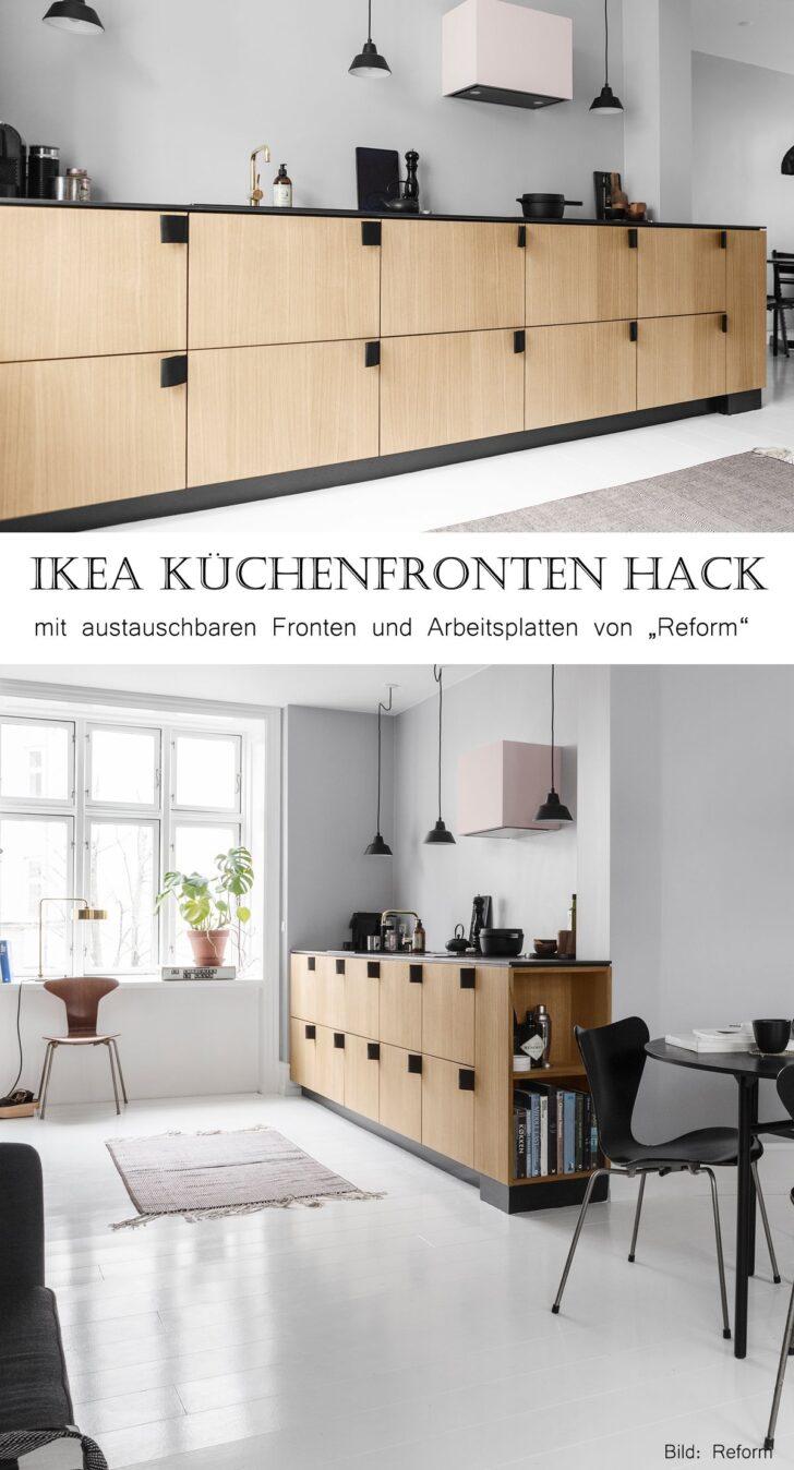 Medium Size of Ikea Kchenfronten Pimpen Kchen Fronten Küche Kosten Miniküche Kaufen Modulküche Betten 160x200 Sofa Mit Schlaffunktion Bei Wohnzimmer Ikea Küchenzeile