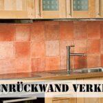 Fliesenspiegel Verkleiden Wohnzimmer Fliesenspiegel Verschnern Youtube Küche Glas Selber Machen
