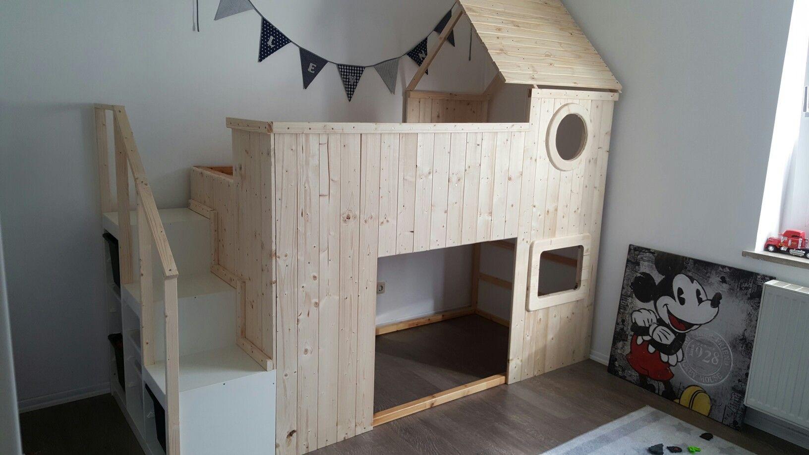 Full Size of Kura Hack Bunk Bed Storage Ikea Stairs House Montessori Slide Double Underneath Diy Girls In 2019 3a Anleitung Beste Mbelideen Wohnzimmer Kura Hack