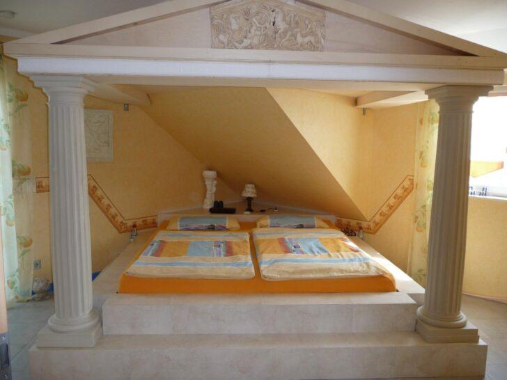 Medium Size of Schlafzimmer Unser Domizil Von Tineswohntraum 8781 Zimmerschau Wiemann Regal Landhausstil Weiß Stuhl Für Kommode Vorhänge Deckenleuchten Lampen Sessel Wohnzimmer Schlafzimmer überbau