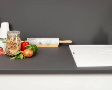 Küche Arbeitsplatte Anthrazit Wohnzimmer Küche Arbeitsplatte Anthrazit Super Matt 3m 900mm 22mm Wandbelag Apothekerschrank Ohne Hängeschränke Mit Geräten Vorhang Inselküche Abverkauf Landküche