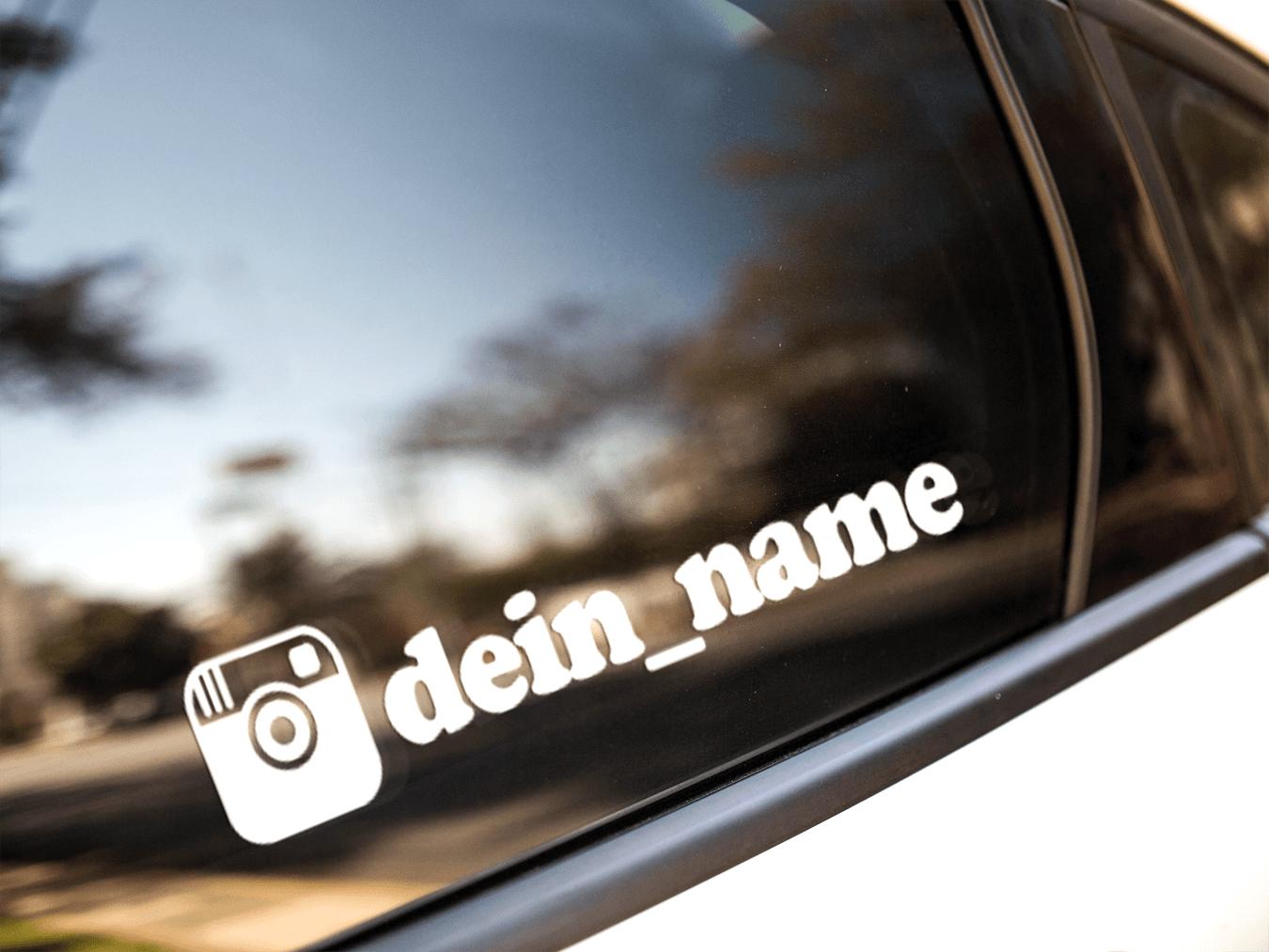 Full Size of Instagram Aufkleber Mit Namen Frs Auto Tuning Logo Car Sticker Decal Sofa Online Kaufen Duschen Küche Billig Ikea Günstig Betten Dusche Big Tipps Breaking Wohnzimmer Folie Auto Kaufen