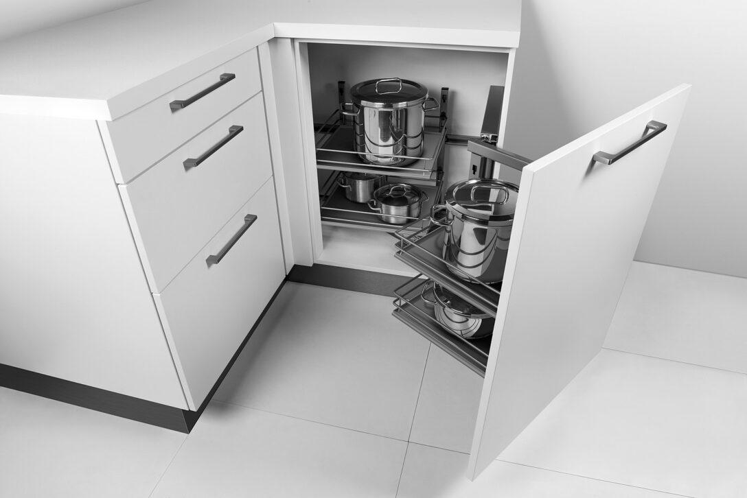 Large Size of Mini Küche über Eck Eckschrank In Der Kche Alle Ecklsungen Im Berblick Holzbrett Lampen Kleine L Form Singleküche Mit E Geräten Bett überlänge Wohnzimmer Mini Küche über Eck