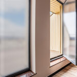 Fensterfolie Blickdicht Sonnenschutz Sichtschutzfolie Tag Und Nacht Wohnzimmer Fensterfolie Blickdicht