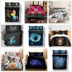 Lustige Bettwäsche 155x220 Tier Bettbezug Skull Einhorn Galaxie Wolf Bettwsche T Shirt Sprüche T Shirt Wohnzimmer Lustige Bettwäsche 155x220