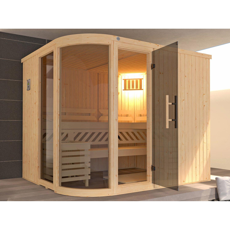 Full Size of Weka Design Sauna Sara Bios 244x194x199 Kaufen Bei Obi Regale Regal Einbauküche Esstisch Küche Tipps Betten Günstig 180x200 Breaking Bad Sofa Amerikanische Wohnzimmer Sauna Kaufen