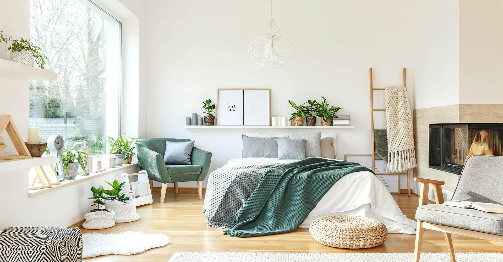 Full Size of Ausgefallene Schlafzimmer Gemtlich Gestalten Erschaffe Deine Wohlfhl Oase Deckenleuchte Modern Komplett Guenstig Günstig Landhaus Sessel Mit überbau Weiß Wohnzimmer Ausgefallene Schlafzimmer