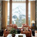 Küchenfenster Gardine 60 Elegante Designs Von Gardinen Fr Groe Fenster Wohnzimmer Scheibengardinen Küche Für Schlafzimmer Die Wohnzimmer Küchenfenster Gardine