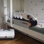 Flying Daddy Georgerausfallschutz Frs Kinderbett Diy Anleitung Küche Selbst Zusammenstellen Rausfallschutz Bett Wohnzimmer Rausfallschutz Selbst Gemacht