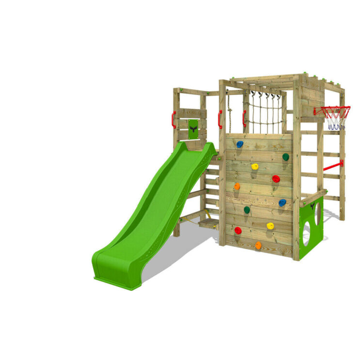 Medium Size of Fatmoose Klettergerst Spielturm Actionarena Air Xxl Garten Kinderspielturm Bauhaus Fenster Wohnzimmer Spielturm Bauhaus