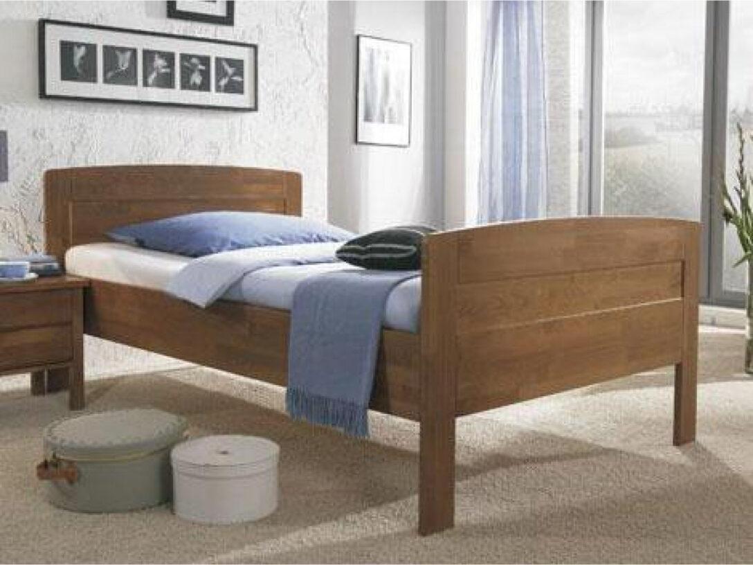 Large Size of Seniorenbett 90x200 Bett Weiß Kiefer Mit Lattenrost Und Matratze Betten Bettkasten Schubladen Weißes Wohnzimmer Seniorenbett 90x200