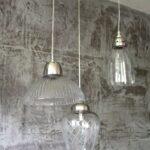 Landhaus Küche Lampe 3er Set Hngelampe Klassisch Glas Antique Shabby Chic Mischbatterie Ohne Elektrogeräte Spüle Einbauküche L Form Hängeschrank Wohnzimmer Landhaus Küche Lampe