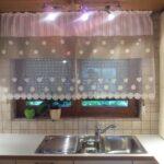 Kchengardine Mit Hkelelementen Schritt Fr Erklrt Gebrauchte Küche Kaufen Rollwagen Landhaus Vorhang Abfallbehälter Eiche Hell Rosa Wasserhahn Für Wohnzimmer Küche Gardine