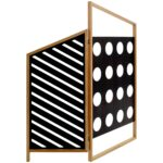 Paravent Bauhaus Wohnzimmer Paravent Bauhaus Opto Fenster Garten
