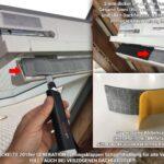 Velux Scharnier Velugriffleiste Dichtung Dachfenster Profishopde Fenster Ersatzteile Preise Rollo Kaufen Einbauen Wohnzimmer Velux Scharnier