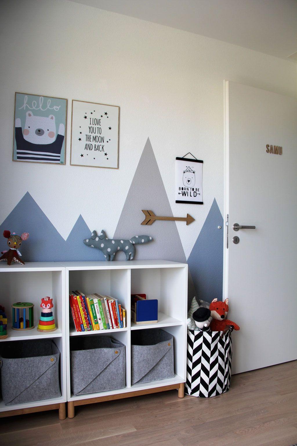 Full Size of Wandgestaltung Kinderzimmer Jungen Babyzimmer Mint Grau Best Of Fotografie Inspiration Regal Regale Weiß Sofa Wohnzimmer Wandgestaltung Kinderzimmer Jungen
