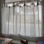 Küchenvorhang Wohnzimmer
