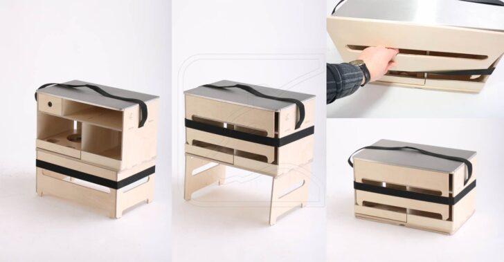 Medium Size of Mobile Outdoorkche Hier Gnstig Erhltlich Küche Wohnzimmer Mobile Outdoorküche