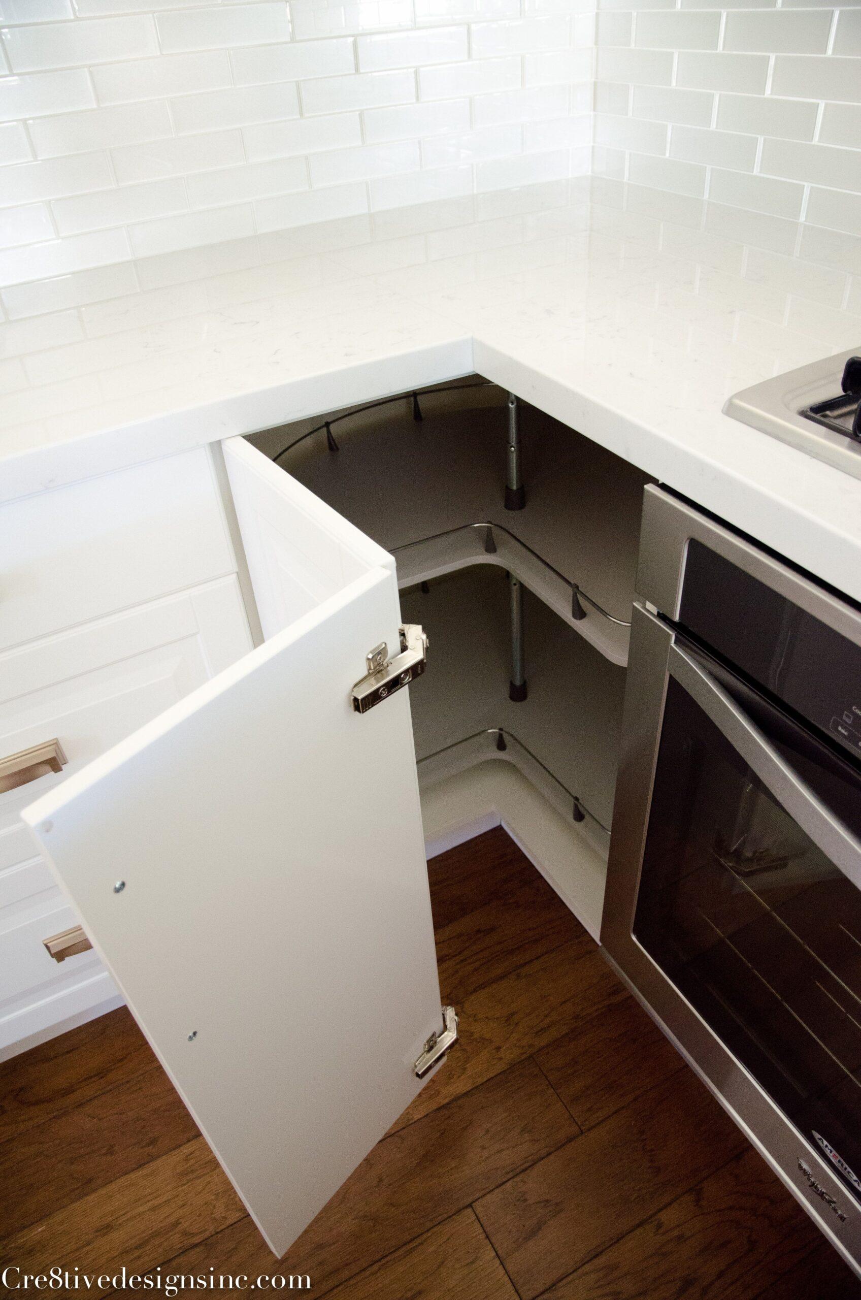 Full Size of Eckschrank Ikea Küche Corner Cabinet Awesome The Kitchen Completed Cre8tive Designs Sitzbank Industrial U Form Möbelgriffe Kaufen Mit Elektrogeräten Kleiner Wohnzimmer Eckschrank Ikea Küche