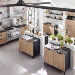 Sherwood 2041 Ballerina Kchen Finden Sie Ihre Traumkche Küchen Regal Freistehende Küche Wohnzimmer Freistehende Küchen