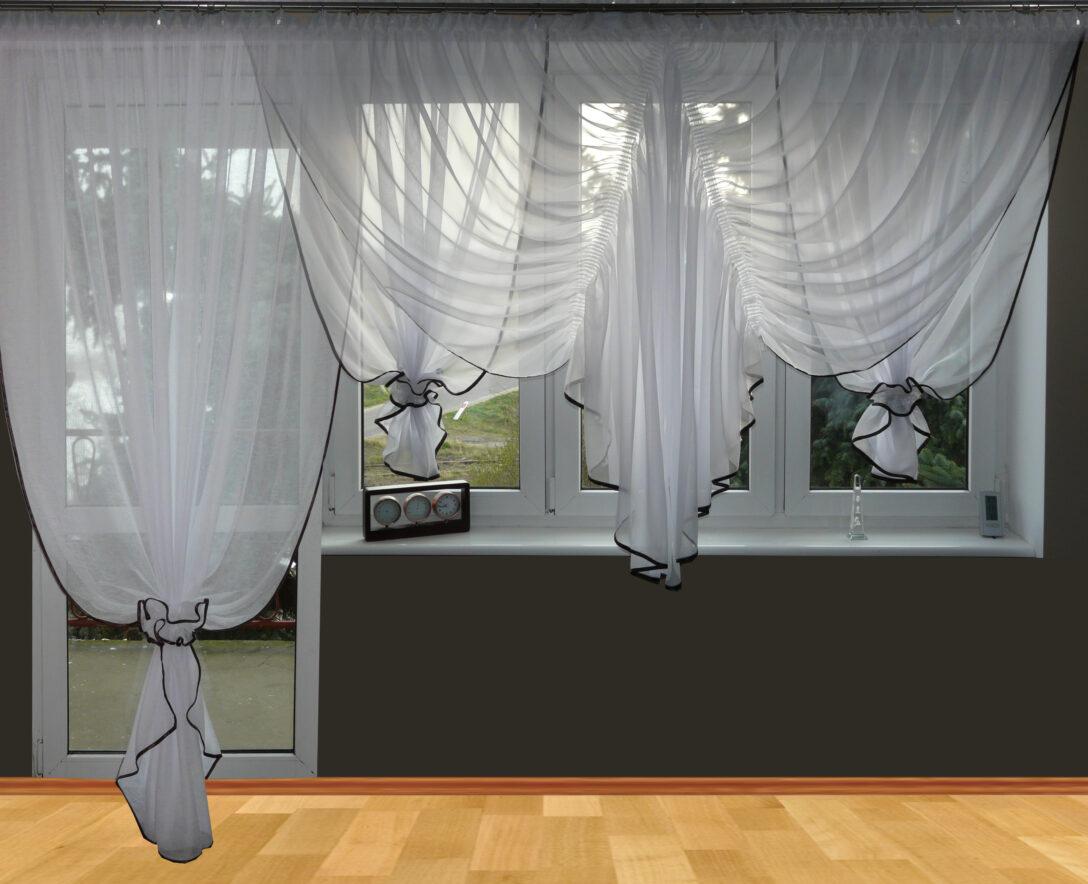 Large Size of Balkontür Gardine Ag16 A Balkon Moderne Fertiggardine Aus Voile Set Schne Gardinen Schlafzimmer Für Küche Fenster Wohnzimmer Scheibengardinen Die Wohnzimmer Balkontür Gardine