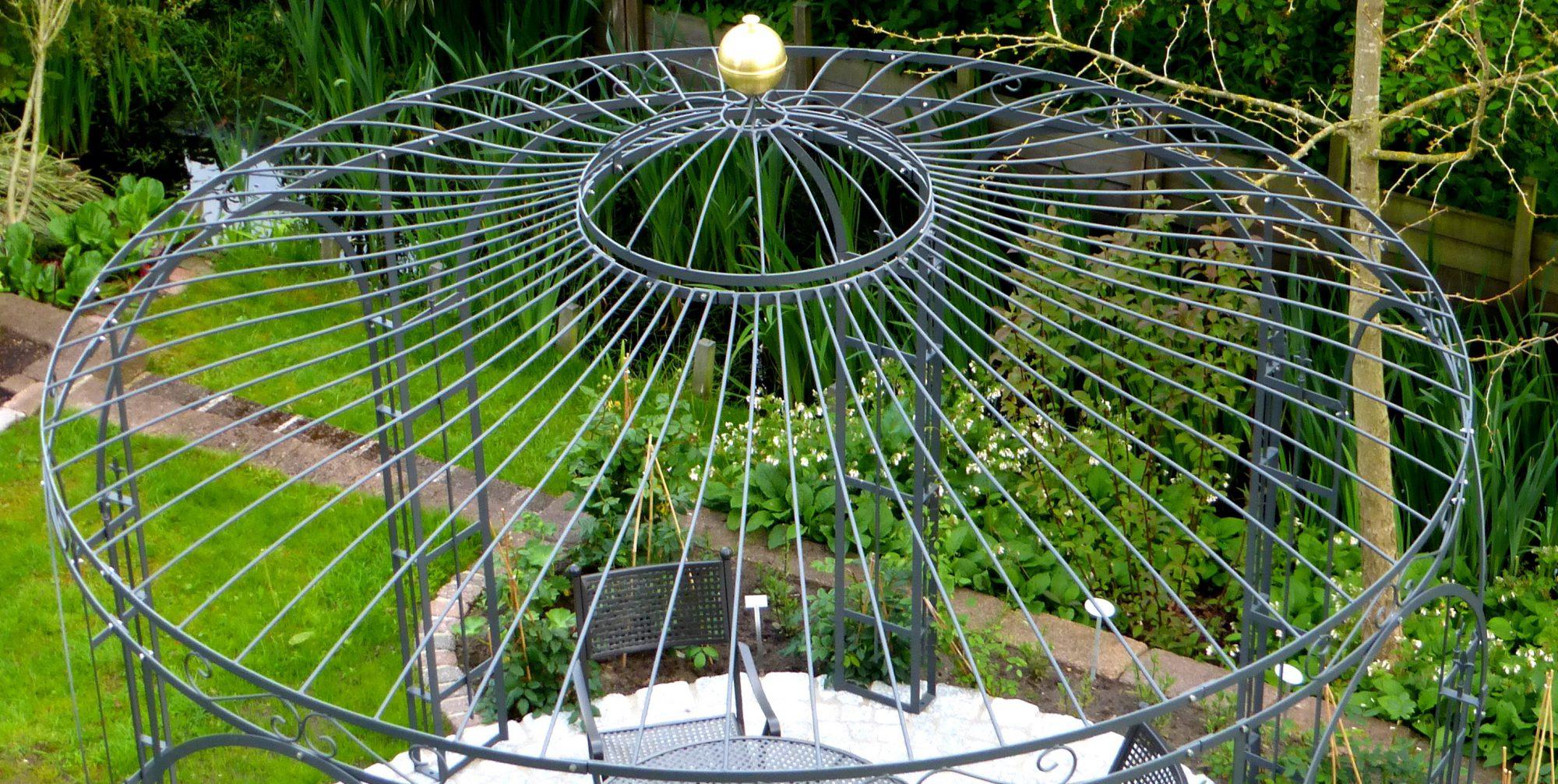 Full Size of Eisenpavillons Stabil Langlebig Online Kaufen Bei Eleo Garten Pavillon Wohnzimmer Pavillon Eisen