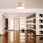 Deckenleuchten Design Deckenleuchte E27 Grau Inkl Led Lampen Und Leuchten Im Schlafzimmer Bad Küche Designer Betten Badezimmer Esstisch Industriedesign Wohnzimmer Deckenleuchten Design