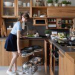Küche Eckschrank Einbauküche Nobilia Bad Schlafzimmer Wohnzimmer Nobilia Eckschrank
