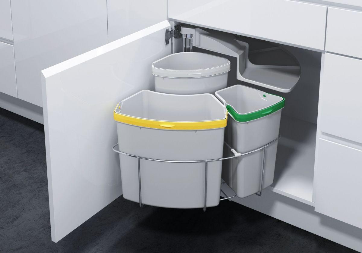 Full Size of Mülleimer Unter Spüle Vauth Sagel Furniture Ko Center Waste Bin System In 2020 Küche Doppel Unterschrank Bad Holz Bett Mit Unterbett Unterschränke Dusche Wohnzimmer Mülleimer Unter Spüle