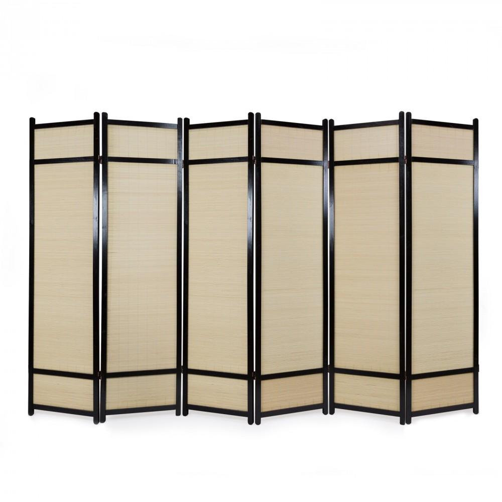 Full Size of Paravent Bambus Raumteiler Online Kaufen Mbel Suchmaschine Ladendirektde Garten Bett Wohnzimmer Paravent Bambus