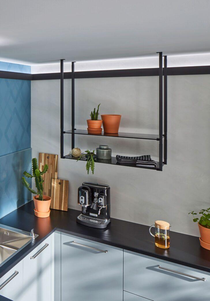 Medium Size of Hängeregal Kücheninsel Praktisch Skchenregal Hngeregal Deckenregal Küche Wohnzimmer Hängeregal Kücheninsel
