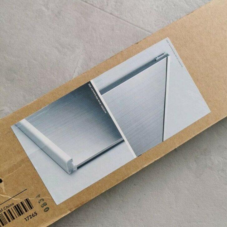 Medium Size of Ikea Aufhngeleiste Silber Neu Ovp Kche Rckwand In Küche Kaufen Sofa Schlaffunktion Kosten Betten 160x200 Bei Wohnzimmer Küchenrückwände Ikea