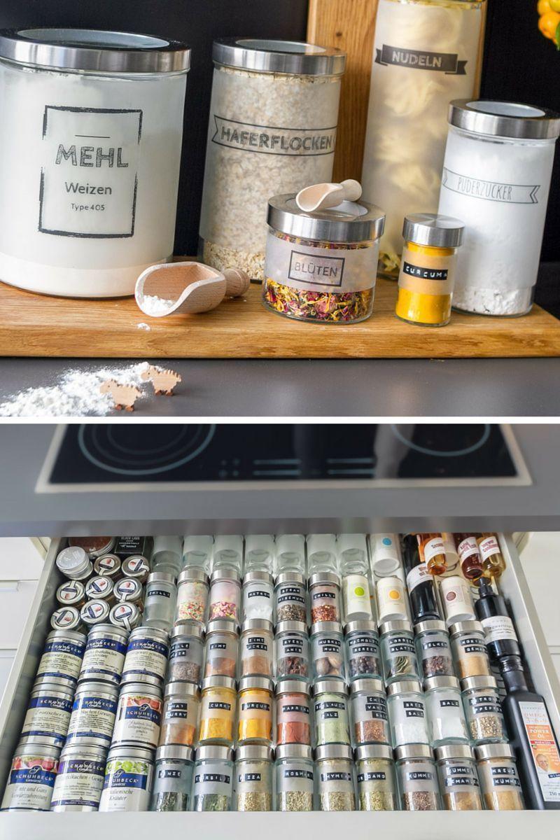 Full Size of Gewürze Schubladeneinsatz Aufbewahrung Schublade Ikea Kche Küche Wohnzimmer Gewürze Schubladeneinsatz