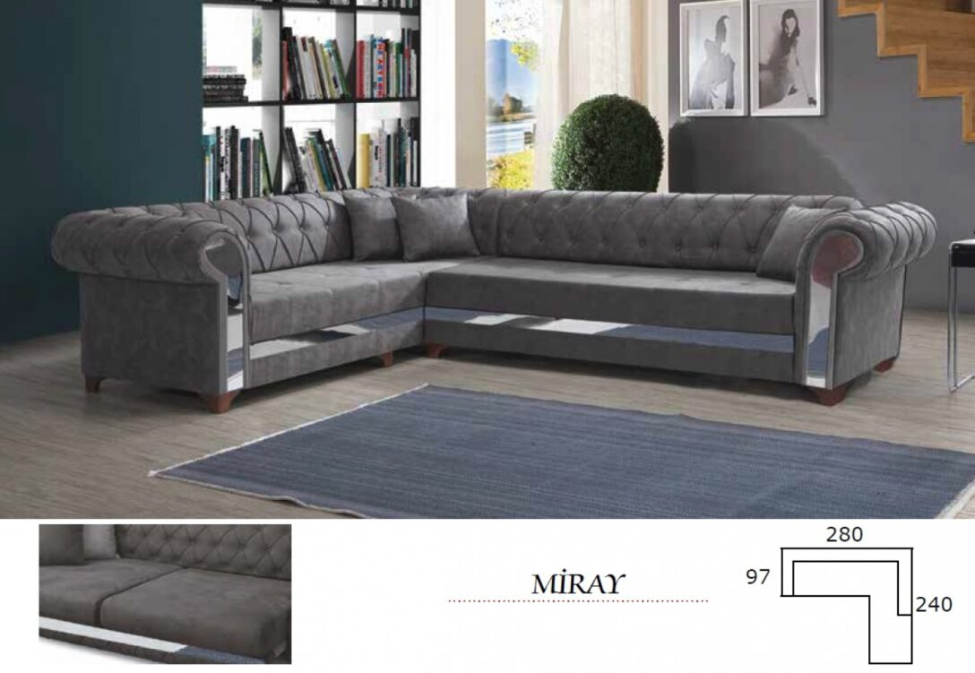 Large Size of Großes Bett Sofa Garten Ecksofa Bezug Mit Ottomane Regal Bild Wohnzimmer Wohnzimmer Großes Ecksofa